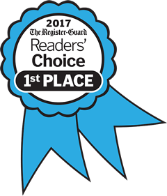 Animal Hospital in Eugene Wins Register Guard Readers Choice Award in 2017
